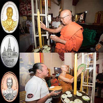 ถามมาตอบไปกับทิพยจักร เกี่ยวกับความศักดิ์สิทธิ์ของ เหรียญสมเด็จพระเจ้าตากสินมหาราชชาววัดอรุณ รุ่นกรุงธนบุรี